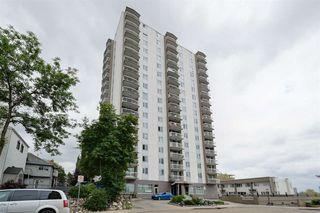 Photo 3: 1003 9835 113 Street in Edmonton: Zone 12 Condo for sale : MLS®# E4198218