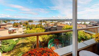 Photo 25: 601 78 RICHMOND Street in New Westminster: Fraserview NW Condo for sale : MLS®# R2501523