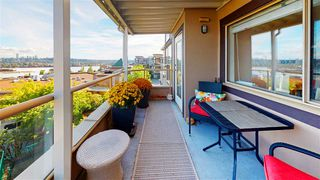 Photo 26: 601 78 RICHMOND Street in New Westminster: Fraserview NW Condo for sale : MLS®# R2501523