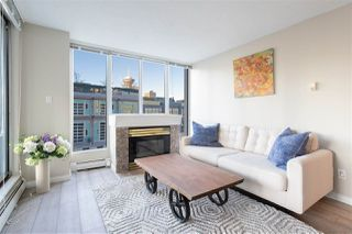 """Photo 1: 1101 183 KEEFER Place in Vancouver: Downtown VW Condo for sale in """"PARIS PLACE"""" (Vancouver West)  : MLS®# R2522486"""