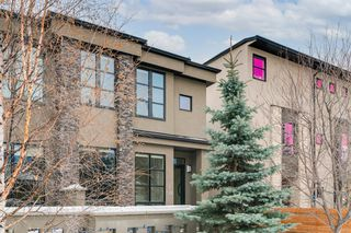Photo 2: 1 1936 36 Street SW in Calgary: Killarney/Glengarry Row/Townhouse for sale : MLS®# A1058045