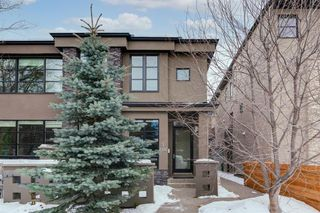Photo 1: 1 1936 36 Street SW in Calgary: Killarney/Glengarry Row/Townhouse for sale : MLS®# A1058045