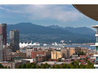 "Photo 3: 2105 120 MILROSS Avenue in Vancouver: Mount Pleasant VE Condo for sale in ""BRIGHTON"" (Vancouver East)  : MLS®# V974250"