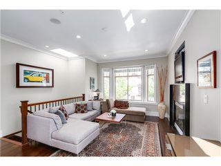 "Photo 3: 5285 WINDSOR Street in Vancouver: Fraser VE House for sale in ""GREAT FAMILY NEIGHBORHOOD!"" (Vancouver East)  : MLS®# V1075023"