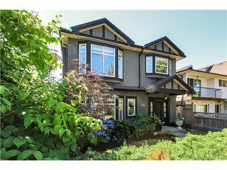"Photo 1: 5285 WINDSOR Street in Vancouver: Fraser VE House for sale in ""GREAT FAMILY NEIGHBORHOOD!"" (Vancouver East)  : MLS®# V1075023"