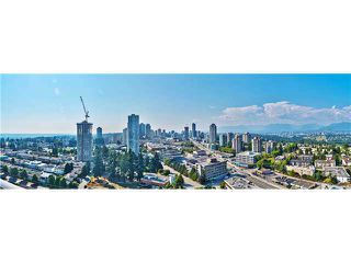 "Photo 14: 2406 6540 BURLINGTON Avenue in Burnaby: Metrotown Condo for sale in ""BURLINGTON SQUARE"" (Burnaby South)  : MLS®# V1075569"