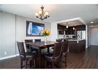 "Photo 4: 2406 6540 BURLINGTON Avenue in Burnaby: Metrotown Condo for sale in ""BURLINGTON SQUARE"" (Burnaby South)  : MLS®# V1075569"