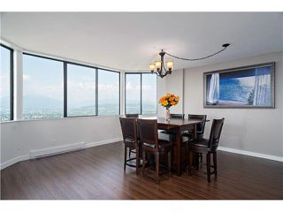"Photo 3: 2406 6540 BURLINGTON Avenue in Burnaby: Metrotown Condo for sale in ""BURLINGTON SQUARE"" (Burnaby South)  : MLS®# V1075569"