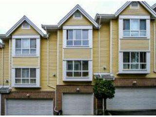 "Photo 1: 2866 SOTAO Avenue in Vancouver: Fraserview VE Townhouse for sale in ""FRASERVIEW TERRACE"" (Vancouver East)  : MLS®# V1082966"