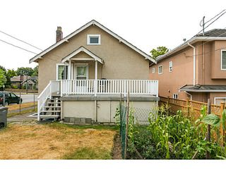 Photo 3: 297 E 46TH AV in Vancouver: Main House for sale (Vancouver East)  : MLS®# V1133840