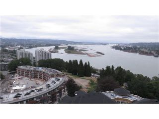 Photo 13: 1802 11 E ROYAL AVENUE in New Westminster: Fraserview NW Condo for sale : MLS®# V1138718