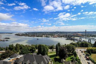 Photo 1: 1802 11 E ROYAL AVENUE in New Westminster: Fraserview NW Condo for sale : MLS®# V1138718