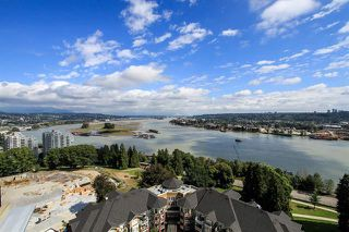 Photo 2: 1802 11 E ROYAL AVENUE in New Westminster: Fraserview NW Condo for sale : MLS®# V1138718