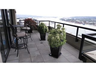Photo 12: 1802 11 E ROYAL AVENUE in New Westminster: Fraserview NW Condo for sale : MLS®# V1138718