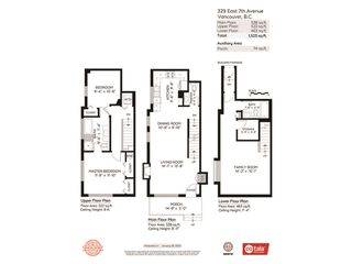 Photo 20: 329 E 7TH Avenue in Vancouver: Mount Pleasant VE Townhouse for sale (Vancouver East)  : MLS®# R2428671