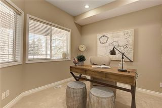 Photo 4: 5 STRADDOCK Villa SW in Calgary: Strathcona Park Semi Detached for sale : MLS®# C4293573