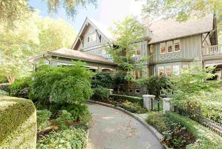 Photo 1: 3802 Angus Drive in Vancouver: Shaughnessy House for sale (Vancouver West)  : MLS®# R2207349
