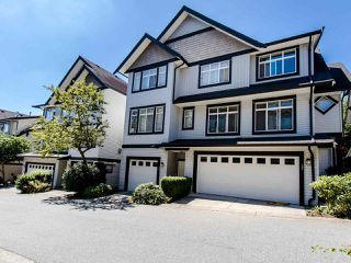 """Main Photo: 25 19932 70 Avenue in Langley: Willoughby Heights Townhouse for sale in """"SUMMERWOOD"""" : MLS®# R2483091"""