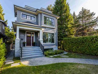 """Main Photo: 4198 W 10TH Avenue in Vancouver: Point Grey House for sale in """"POINT GREY"""" (Vancouver West)  : MLS®# R2484354"""