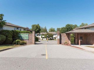 """Main Photo: 219 15153 98 Avenue in Surrey: Guildford Townhouse for sale in """"Glenwood Village"""" (North Surrey)  : MLS®# R2491194"""