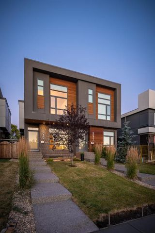 Main Photo: 5030 22 Street SW in Calgary: Altadore Semi Detached for sale : MLS®# A1031758