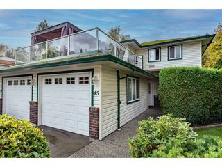 """Photo 1: 45 34250 HAZELWOOD Avenue in Abbotsford: Abbotsford East Townhouse for sale in """"STILL CREEK"""" : MLS®# R2510615"""