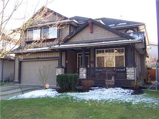 "Photo 1: 24130 106B Avenue in Maple Ridge: Albion House for sale in ""MAPLECREST"" : MLS®# V953840"