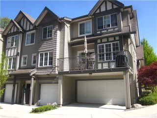 "Photo 1: 30 8533 CUMBERLAND Place in Burnaby: The Crest Townhouse for sale in ""CHANCEY LANE"" (Burnaby East)  : MLS®# V968007"