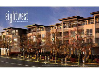 """Photo 6: 202 85 8 Avenue in New Westminster: GlenBrooke North Condo for sale in """"EIGHT WEST"""" : MLS®# V1003447"""