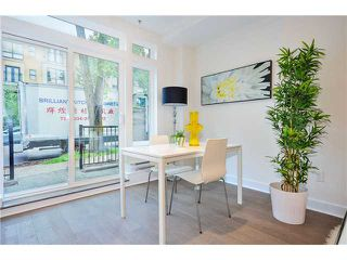"Photo 3: 202 3715 COMMERCIAL Street in Vancouver: Victoria VE Townhouse for sale in ""O2"" (Vancouver East)  : MLS®# V1025259"