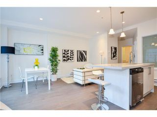 "Photo 6: 202 3715 COMMERCIAL Street in Vancouver: Victoria VE Townhouse for sale in ""O2"" (Vancouver East)  : MLS®# V1025259"