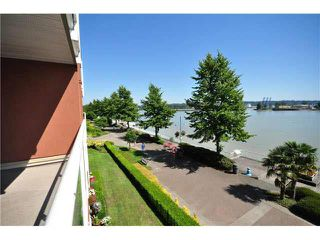 "Photo 10: 305 1230 QUAYSIDE Drive in New Westminster: Quay Condo for sale in ""TIFFANY SHORES"" : MLS®# V1077215"