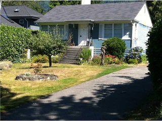 Main Photo: 2267 Gordon Av in West Vancouver: Dundarave House for sale : MLS®# V1078375