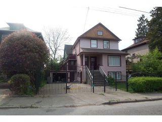 Photo 8: 1613 SALSBURY DR in Vancouver: Grandview VE House Triplex for sale (Vancouver East)  : MLS®# V1102758