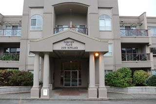 Photo 1: 329 2109 ROWLAND STREET in Port Coquitlam: Central Pt Coquitlam Condo for sale : MLS®# R2013349
