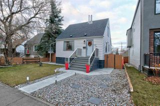 Photo 1: 9622 72 AV NW in Edmonton: Zone 17 House for sale : MLS®# E4135349