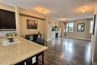 Photo 4: 68-8315 180 Avenue NW in Edmonton: Zone 28 Townhouse for sale : MLS®# E4171787