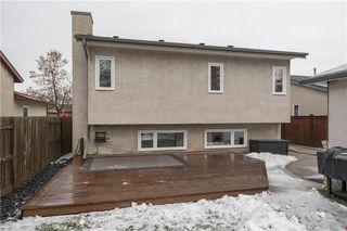 Photo 20: 6 Tomkins Bay in Winnipeg: All Season Estates Residential for sale (3H)  : MLS®# 1931854