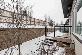 Photo 28: 19 SIGNATURE Cove: Sherwood Park House Half Duplex for sale : MLS®# E4182822