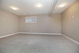 Photo 20: 19 SIGNATURE Cove: Sherwood Park House Half Duplex for sale : MLS®# E4182822
