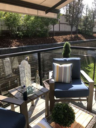 Photo 31: 19 SIGNATURE Cove: Sherwood Park House Half Duplex for sale : MLS®# E4182822