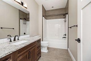 Photo 24: 19 SIGNATURE Cove: Sherwood Park House Half Duplex for sale : MLS®# E4182822