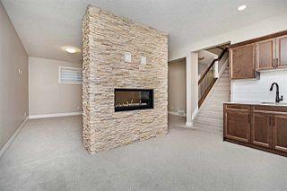 Photo 21: 19 SIGNATURE Cove: Sherwood Park House Half Duplex for sale : MLS®# E4182822