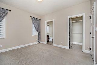 Photo 17: 19 SIGNATURE Cove: Sherwood Park House Half Duplex for sale : MLS®# E4182822