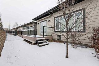 Photo 27: 19 SIGNATURE Cove: Sherwood Park House Half Duplex for sale : MLS®# E4182822