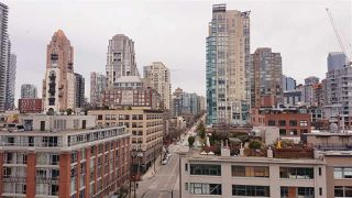 "Photo 2: 1001 283 DAVIE Street in Vancouver: Yaletown Condo for sale in ""PACIFIC PLAZA 1"" (Vancouver West)  : MLS®# R2432855"