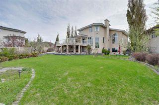 Photo 43: 106 TWIN BROOKS Cove in Edmonton: Zone 16 House for sale : MLS®# E4197918