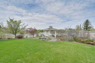 Photo 44: 106 TWIN BROOKS Cove in Edmonton: Zone 16 House for sale : MLS®# E4197918