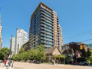 "Photo 2: 803 1088 RICHARDS Street in Vancouver: Yaletown Condo for sale in ""Richards Living"" (Vancouver West)  : MLS®# R2470224"