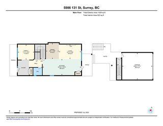 Photo 32: 5986 131 Street in Surrey: Panorama Ridge House for sale : MLS®# R2481235